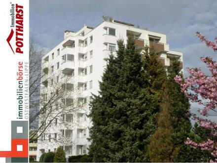 Helle 2-Zimmer-Wohnung mit Loggia in Bad Salzuflen!