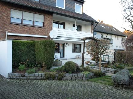 Marl: DREWER feine 4,5 Zimmerwohnung auf 97m² mit Balkon sucht den neuen Mieter !