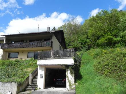 Einfamilienhaus mit Einliegerwohnung in Eschau-Hobbach