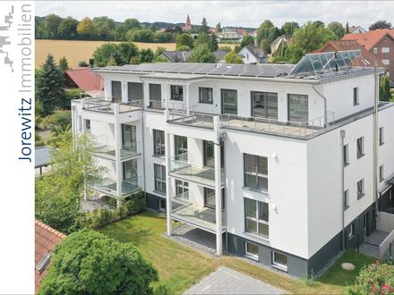 KfW40 plus Effizienzhaus in Oerlinghausen-Helpup - Moderner Wohntraum mit großem Balkon