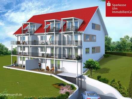 Neubauvorhaben - Nur noch wenige Wohnungen verfügbar