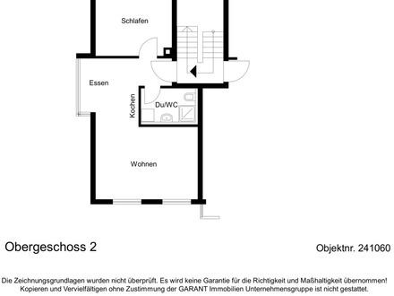 Attraktive 2 Zimmer-Wohnung als Kapitalanlage