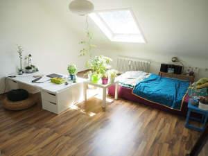 1 Zimmer Appartement in Mainzer Innenstadt
