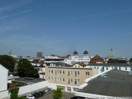 Blick über die Stadt