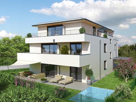 WOHNWERT PARSCH - LEBEN AUF DER SONNENSEITE! 3-Zimmer-Balkonwohnung für Anspruchsvolle!