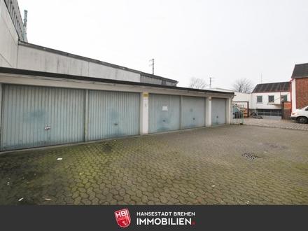 Findorff / Garagen zur Miete in zentraler Lage