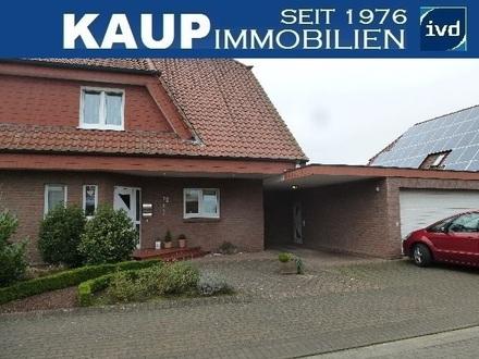 Große Doppelhaushälfte in Rietberg-Neuenkirchen