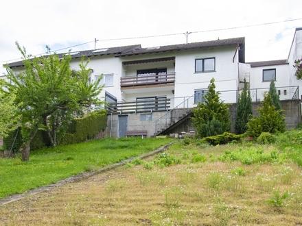 Mein Wunschhaus mit Blick in den Weinberg