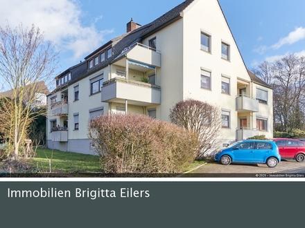Zentral und ruhig: Moderne 3-Zimmer-Eigentumswohnung mit Balkon und neuer Heizung