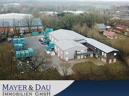 Neuwertiger Gewerbekomplex in Rastede sucht Sie als neuen Kapitalanleger! (Objekt-Nr. 3996)