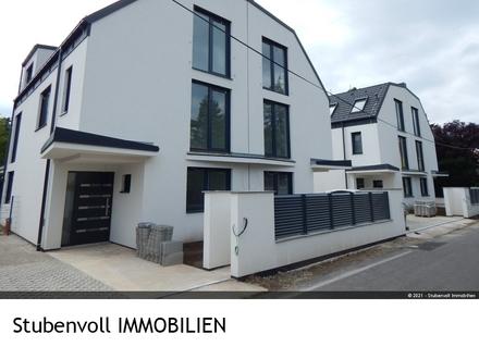 Doppelhäuser nähe Mühlwasser und Donau - Erstbezug