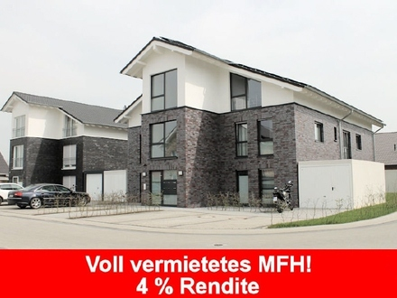 Unglaubliche 4 % Rendite in Ascheberg-Herben! Voll vermietetes MFH!