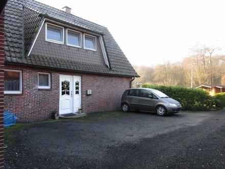 840-Einfamilienhaus mit Garten in ruhiger Lage in Edewecht/Süddorf