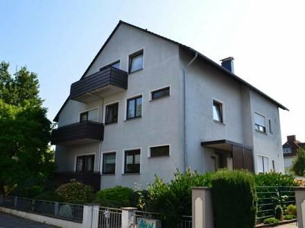 Gepflegtes Mehrfamilienhaus in bester Innenstadtlage von Bad Oeynhausen