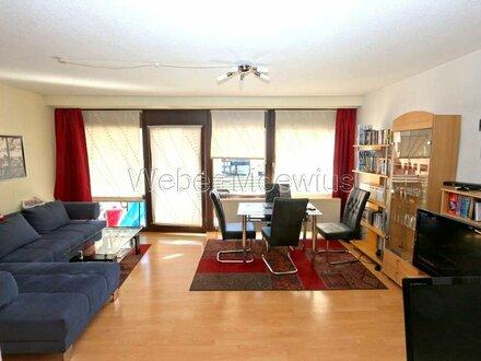 2-Zimmer-Balkonwohnung / langjährig vermietet / zentrale Lage in Troisdorfer Innenstadt