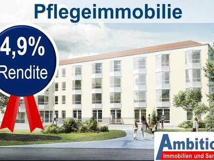 Bestandsimmobilie - Rendite 4,9% - umfangreich saniert - laufender, bewährter Betrieb