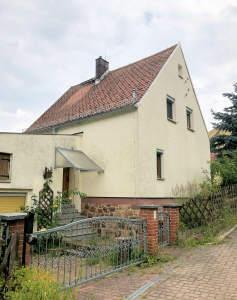 Schönes Einfamilienhaus in Bockelwitz