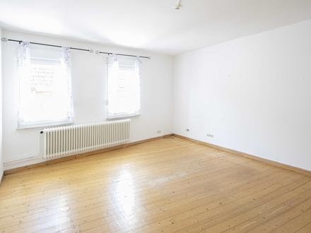 Groß und behaglich, einfach schön unsere neue Wohnung