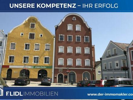 Gepflegtes Wohn- u. Geschäftshaus in Obernberg nähe Bad Füssing