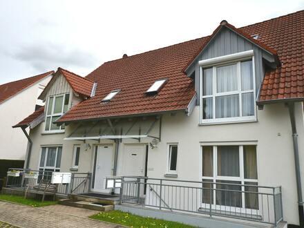Helle 3 Zimmer Maisonette Wohnung in ruhigem Wohngebiet in Ostrach