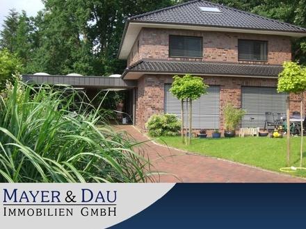 Modernes Einfamilienhaus in exklusiver Lage von Oldenburg - Ofenerdiek, Obj. Nr. 4111