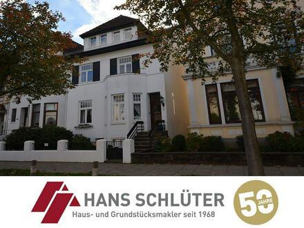 Traumhafte 3 Zi.-Altbauwohnung im Herzen von Schwachhausen!