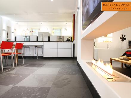 Exklusive Architekten-3-ZKB-Wohnung in Augsburg-Stadtmitte