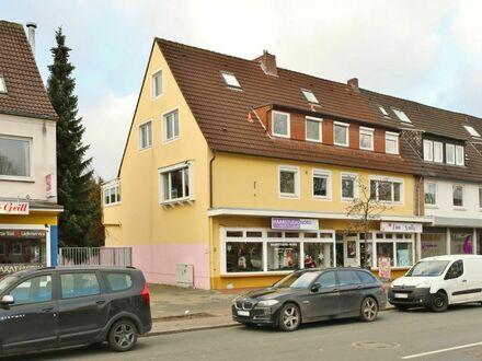 TT bietet an: Große Wohnung mit Balkon in WHV-Nord!