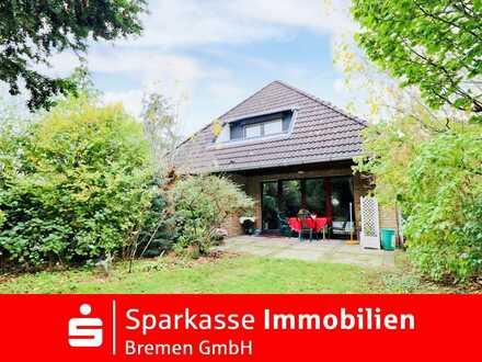 Liebevoll gepflegtes Einfamilienhaus in ruhiger Wohnlage von Bremen Alt-Arbergen