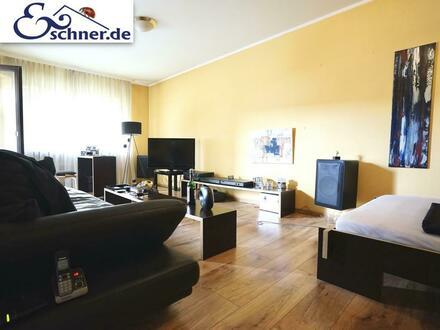 Perfekt für Singles o. Kapitalanleger: Gemütliches 1-Zimmer-Appartement zentral in Nauheim