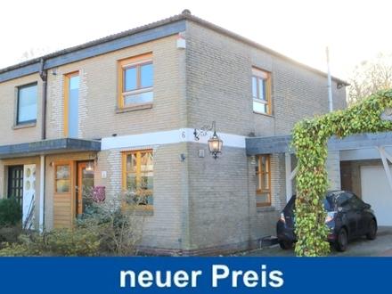 Modernisierte Doppelhaushälfte mit Garage u. Carport in Bad Zwischenahn-Helle - ruhige Wohnlage