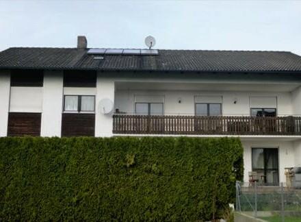 Vermietetes Zweifamilienhaus