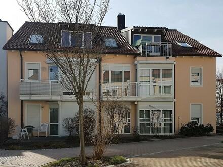 Seniorengerechtes Wohnen in der Märzenbecherstraße