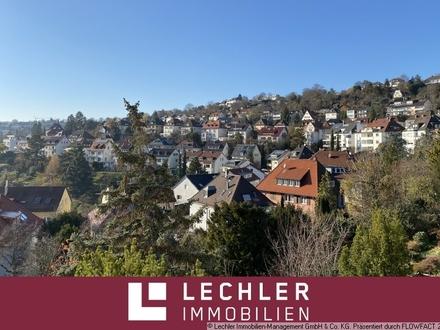 Freistehendes 1- bis 3-Familienhaus in Halbhöhenaussichtslage von Stuttgart-West