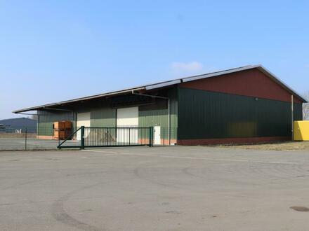 Neuwertige Halle mit Waage in Lingen - Ulanenstraße