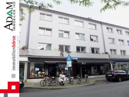 Wohnen unter'm Dach: Singlewohnung im Herzen der Altstadt