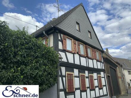 Große, märchenhafte Hofanlage mit Ausbaupotential in der Altstadt von Wallau