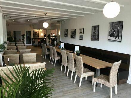 Restaurant mit 2 Kegelbahnen und Außenterrasse