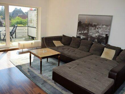 Etagenwohnung in ruhiger Wohnlage