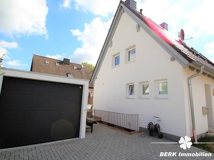 BERK Immobilien - größtenteils saniertes Einfamilienhaus zur Miete in Strietwald