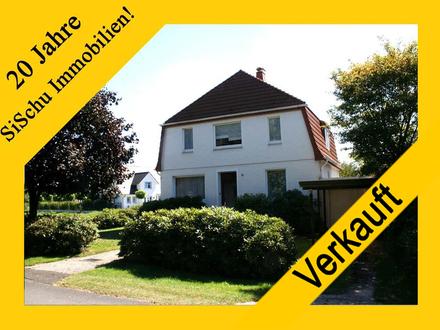 --Verkauft-- Charmantes Einfamilienhaus in ruhiger Ortsrandlage