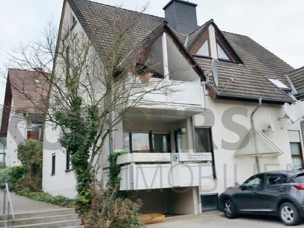 Frankenhöhe Haus im Haus- 4-Zimmer-Maisonetten-Wohnung