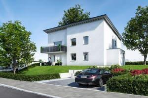 Neues Zweifamilienwohnhaus in bevorzugter Wohnlage