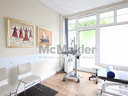 Hochinteressante Kapitalanlage: Bestens vermietete Arztpraxis nahe Salzburg