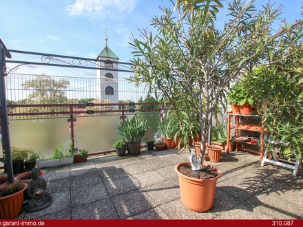 Mini-Penthouse in optimaler Lage von Hochzoll - Terrasse uneinsehbar!