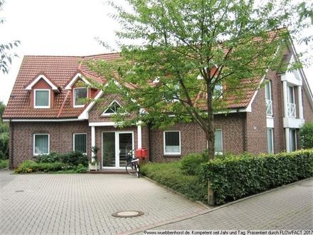 4-Zimmer-Wohnung mit Süd-Loggia in einem 4-Familienhaus in Eversten