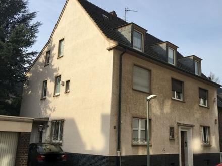 Solides Zweifamilienhaus in Gelsenkirchen-Horst