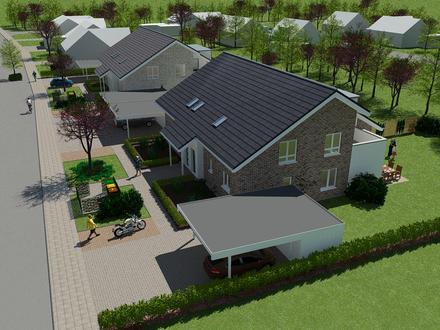 Projekt 20 - Mehrfamilienhaus mit 4 Wohnungen - Hauweg 82 Whg. 3
