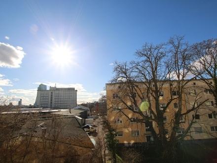 Solide Kapitalanlage: 2-Zimmer-Wohnung mit Blick in Richtung EZB
