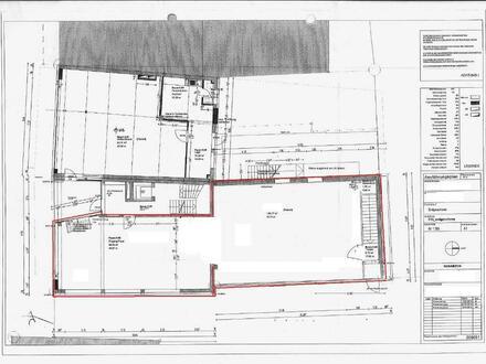 TOP-Lage, ca. 210 m² Fläche ( VKF ), gute Frequenz durch Fußgänger Autos und Busse